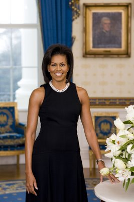 Michelle Obama: Breaking Stereotypes, Promoting Health