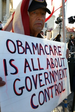 Race and the Fight Against Obamacare