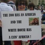 Tea Party Racism